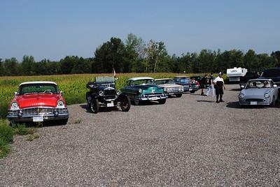 Historic Club Visit - Aug 2015