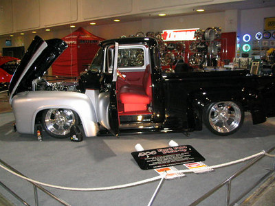 '56 Ford F100 Pick up
