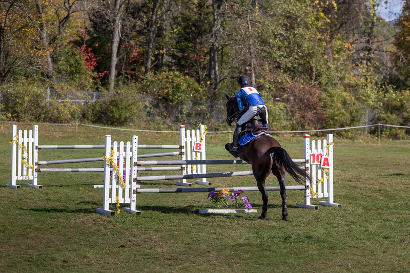Hitching Post Horse Trials, Fall 2017 (OP) - LARS BLACKMORE