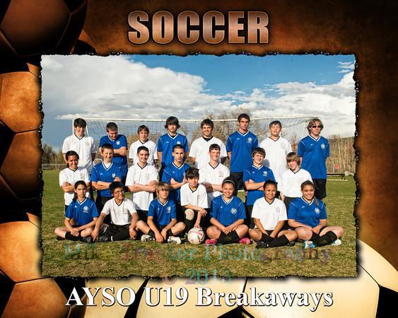 U19 Breakaways