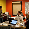 20090130 WCF Board Retreat 12