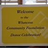 WCF Donor Celebration '08