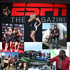 ESPN, The Magazine, Party,Petrone,Sean Kingston, Micheal Johns