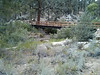 Two miles in at the crossing of the Kern River.<br /> <br /> Hardly any water in the river.