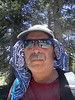 Blackrock Mountain summit selfie.