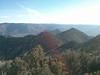 Morris Peak summit view.<br /> <br /> Towards Walker Pass.