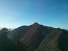 Morris Peak summit view.<br /> <br /> Mt. Jenkins.