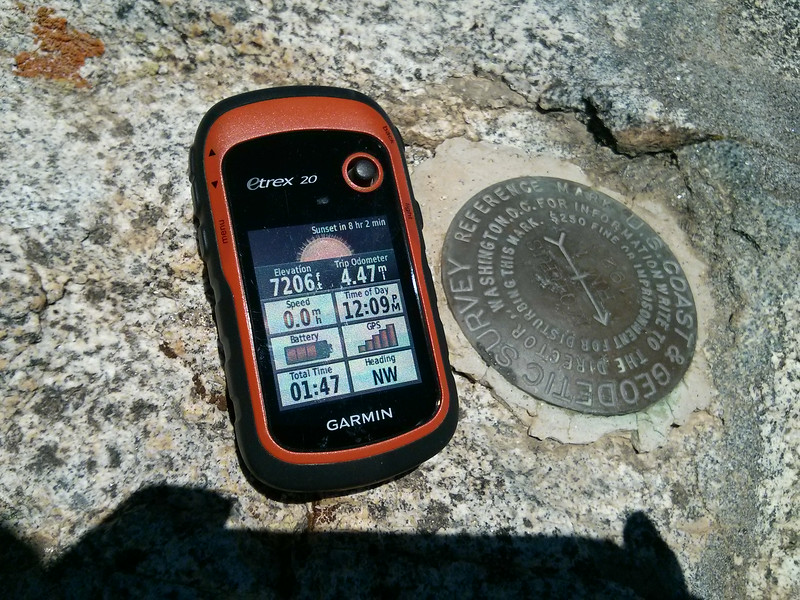 Summit Stats...<br /> <br /> Not a copy of the last climb of Morris Peak, which was also a 107 minute climb.