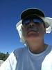 Morris Peak summit Selfie.