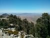 Morris Peak summit view.<br /> <br /> Looking east.
