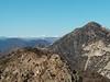The High Sierra beyond Owens Peak.