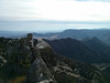 Mt. Jenkins summit view.