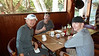 Mike Mellin joined us for lunch at the Mt. Baldy Lodge Restaurant.<br /> <br /> Hadn't seen him in a LONG time!