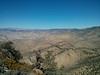 Proposal Peak summit view.<br /> <br /> Looking towards the Chimney Peak Wilderness.