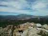 Smith Mountain summit view.