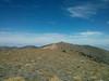 Rogers Peak from Bennett Peak.