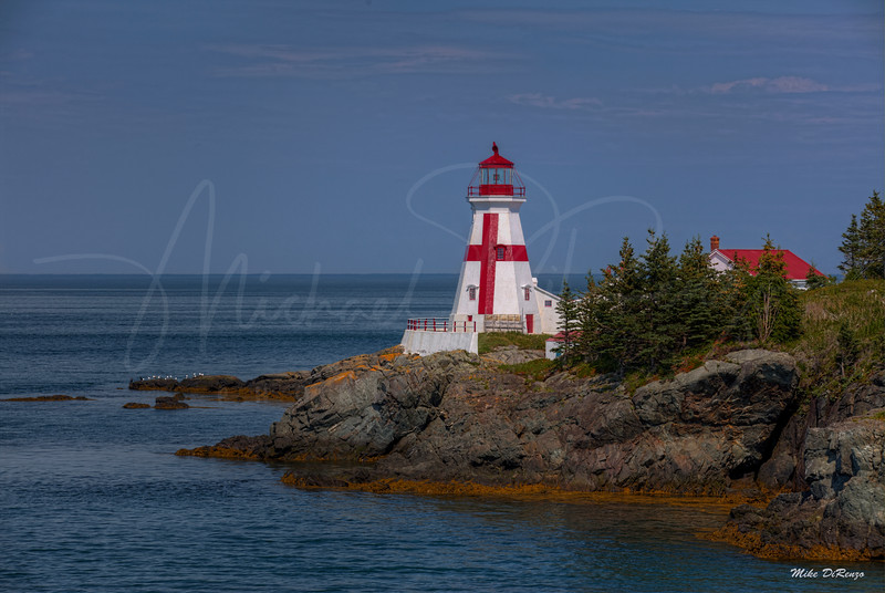Head of the Harbor Lighthouse 0596 w63