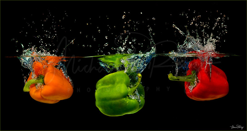 Colorful Mixed Peppers 2117  w67