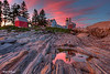 Pemaquid Point at Sunset 9587 w57