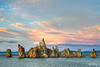 Mono Lake Sunset  5682 w67