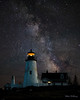 Pemaquid Point After Dark 1607 w63