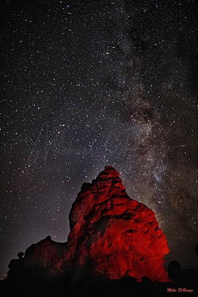Milky Way on the Rocks 5999 w64