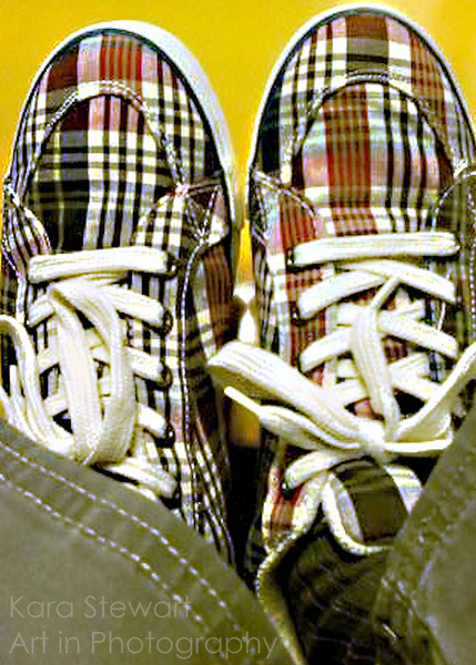 March 29, 2010<br /> <br /> Today's Shoes