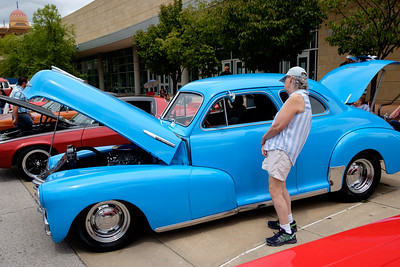 Aug. 12, Route 66 Festival and Car Show