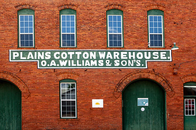 Cotton Warehouse Plains GA_2022