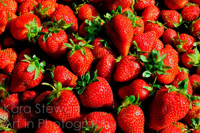 May 1, 2012  Strawberries  My son and I went strawberry picking on Sunday. Ended up getting enough for a pie or two, strawberry soup and some smoothies!  UPDATE:  EDITOR'S PICK, betterphoto.com, May 2012, Catch-All