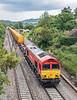 66101 at Bathampton