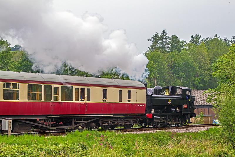 1369 at Staverton, SDR