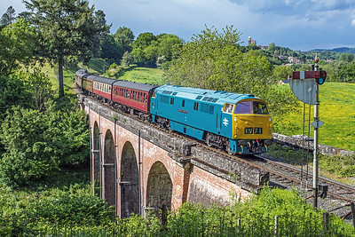 Severn Valley Railway - Spring Diesel Festival and Mixed Traction Day