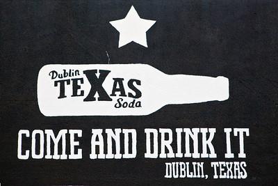 Dublin Texas Soda Mural Dublin TX_1459
