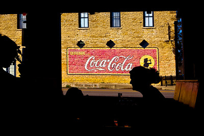 Coke Mural Family Dining Hico TX_1337