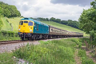 West Somerset Railway 2017 Diesel Gala