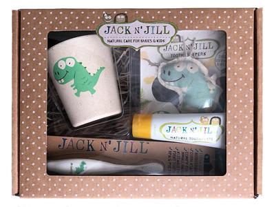 Jack N' Jill Dino Gift Set