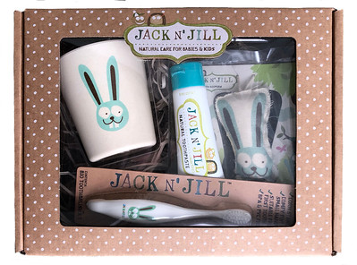 Jack N' Jill Bunny Gift Set