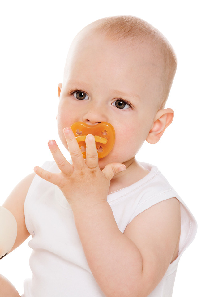 Natural Rubber Pacifier