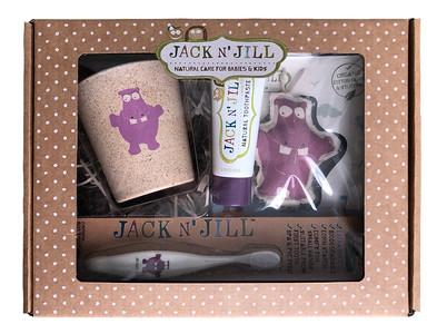 Jack N' Jill Hippo Gift Set