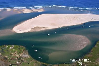 Cape Cod Shoreline & Inlet