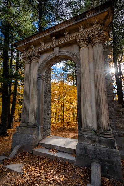 Gatineau Park Arch