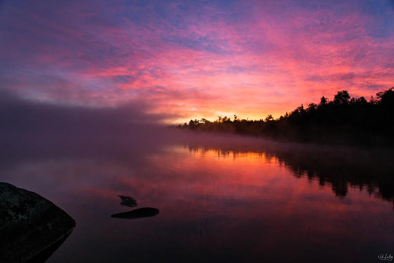 loon lake sunrise_6237
