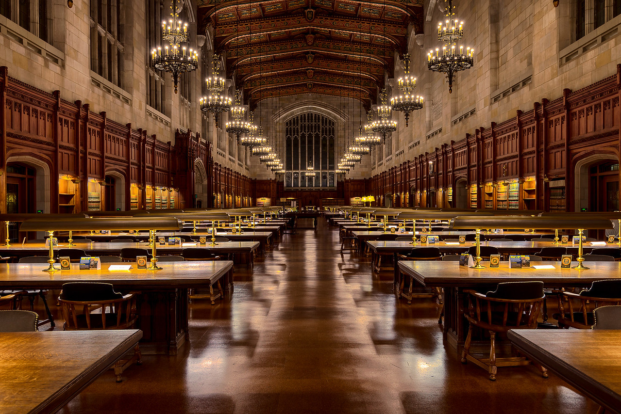The Law Library of the University of Michigan
