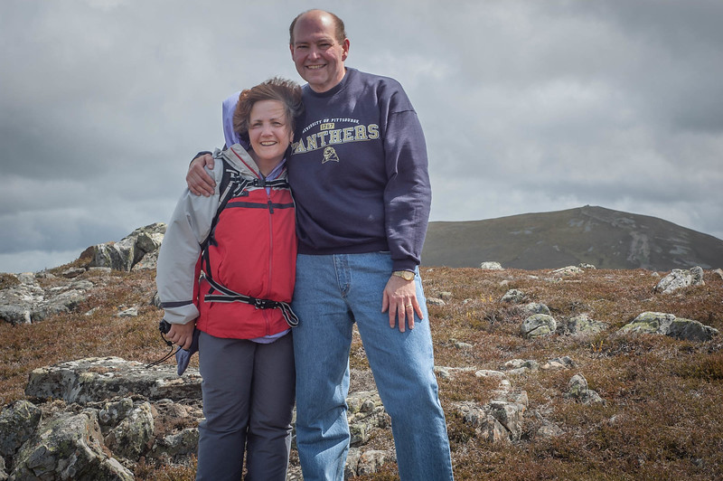 Hillwalking the CairnGorm Mts