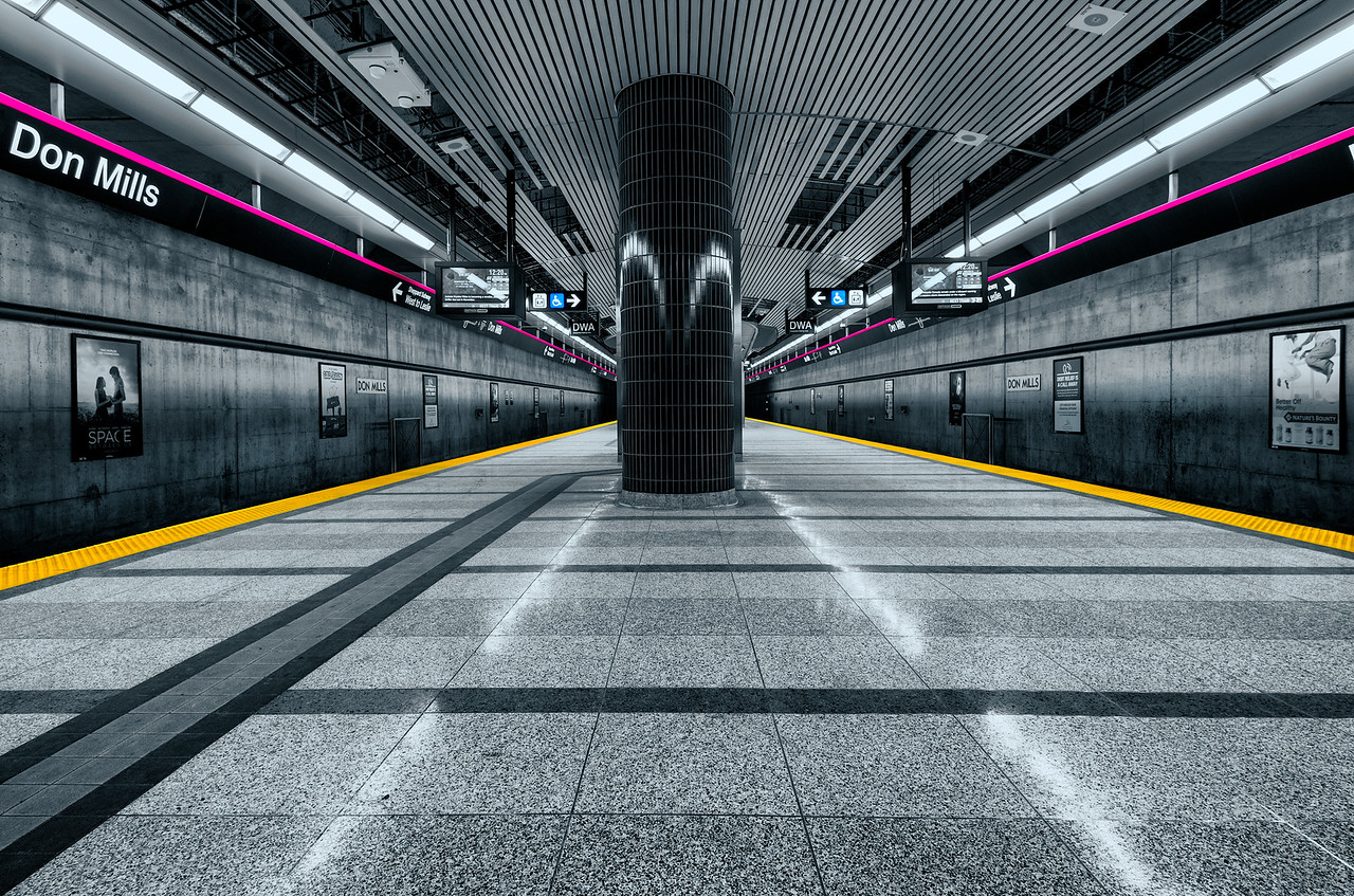 Don Mills Station