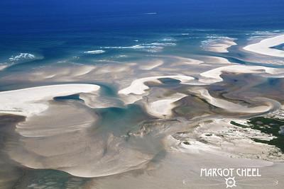 Breaking shoreline - Cape Cod National Seashore