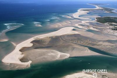 Shoreline Changes to Monomoy
