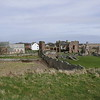 Remains of Priory Holy Island