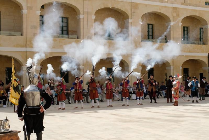 Fort St Elmo, Malta